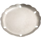 <!--004--><span>09ED-04</span><strong>Pewter Snowy Dish</strong>