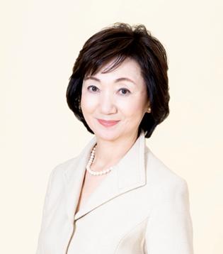京都府商工会議所女性会連合会 会長 葛城 万寿子