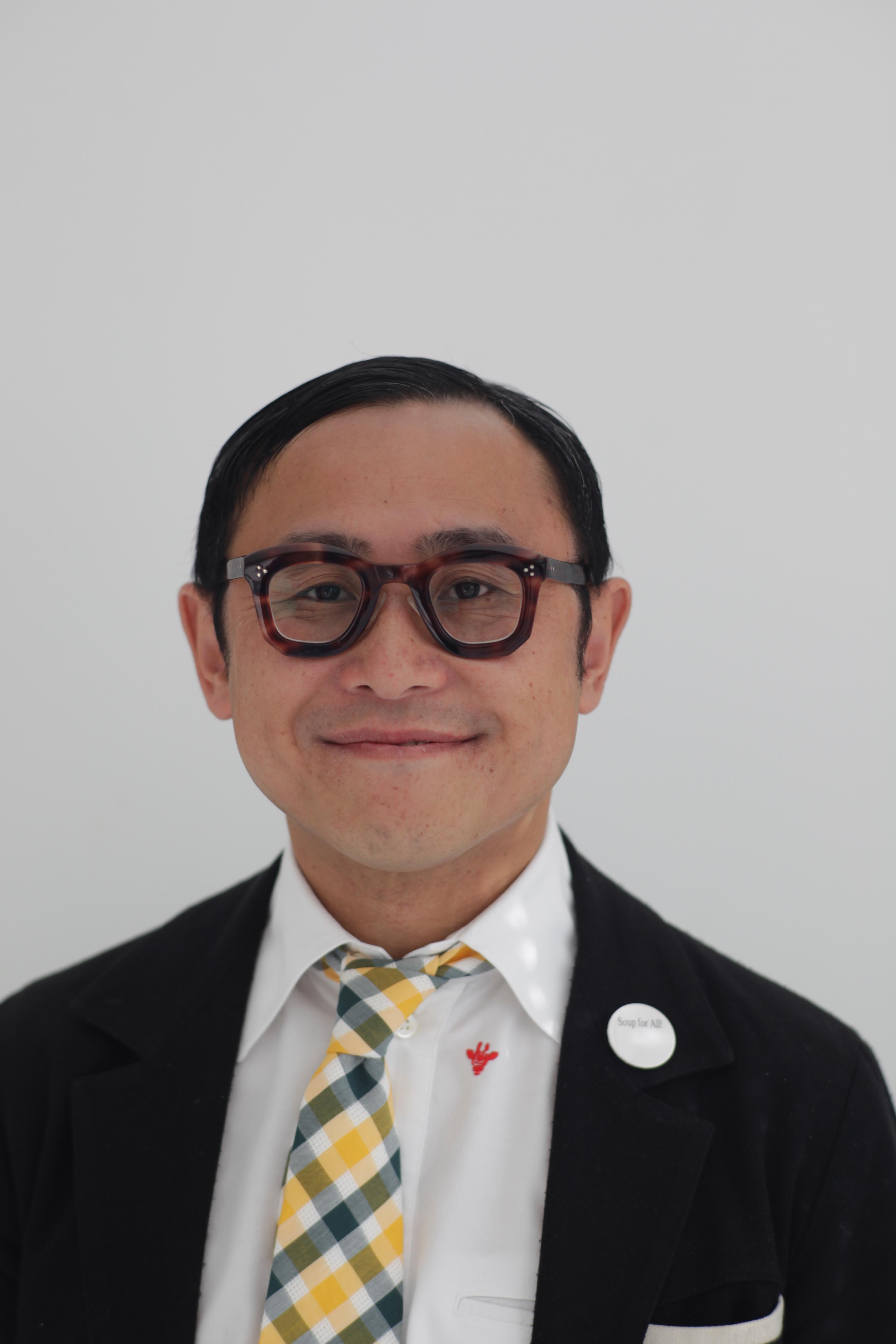 遠山正道さん