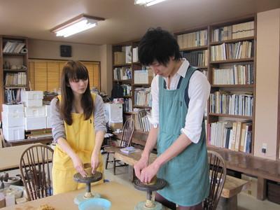 晋六窯 陶芸教室